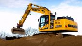 Komatsu excavator offers money-saving efficiency