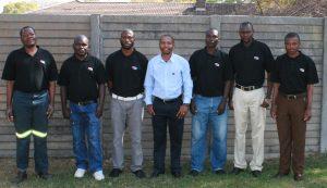 WearCheck Zim staff