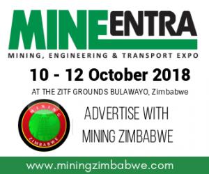 Mine Entra Mining Zimbabwe