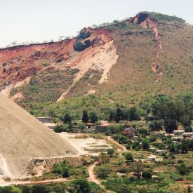 Shabanie mashava Mine