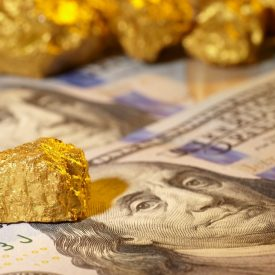 gold rates and us dollars