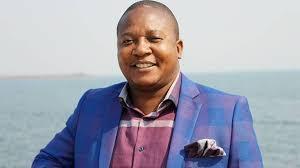 Mines and Mining Development Deputy Minister Polite Kambamura