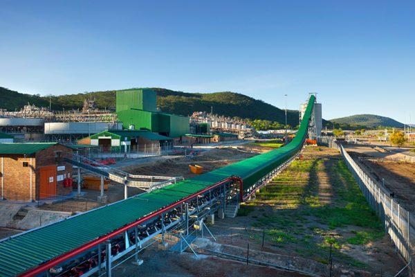 Unki Platinum mine