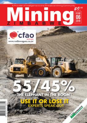 Mining Zimbabwe JUNE 2019