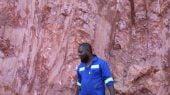 Norton Miners Association chairperson Privilege Moyo