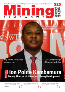 Mining Zimbabwe Magazine September 2019