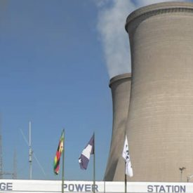 Hwange-Power-Station