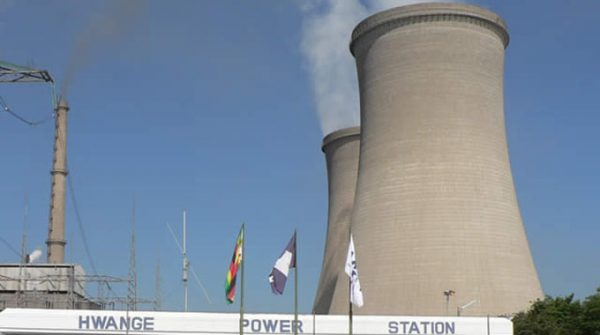 Hwange-Power-Station