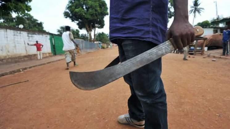 Machete Mashurugwi