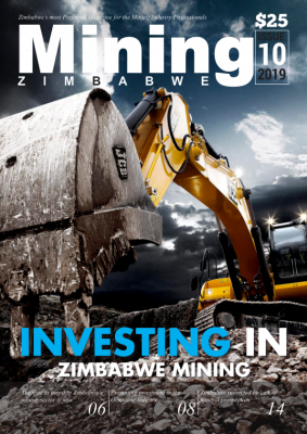 Mining Zimbabwe Magazine October 2019 1