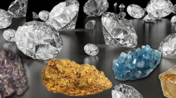 minerals in zimbabwe