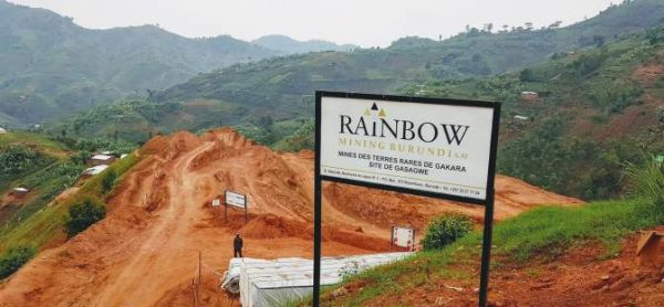Search Results Web result with site links Rainbow Rare Earths