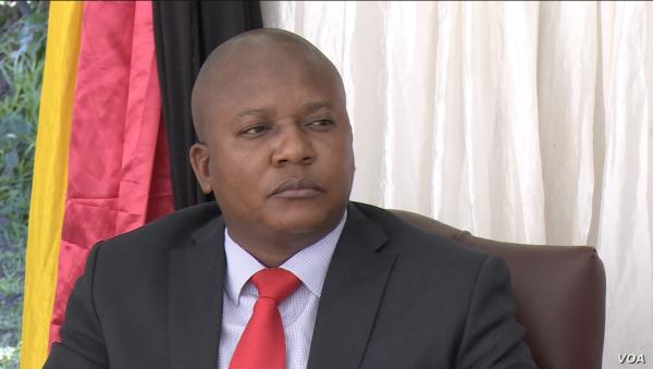 Polite Kambamura deputy Minister Mines and Mining Development