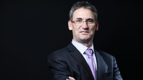 CHRIS Griffith CEO of Anglo American Platinum Amplats