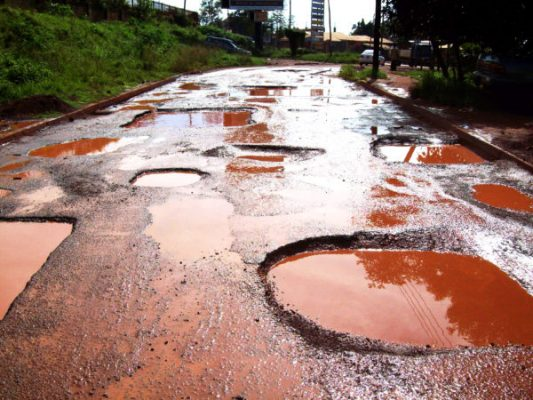 Poor roads affect gold production