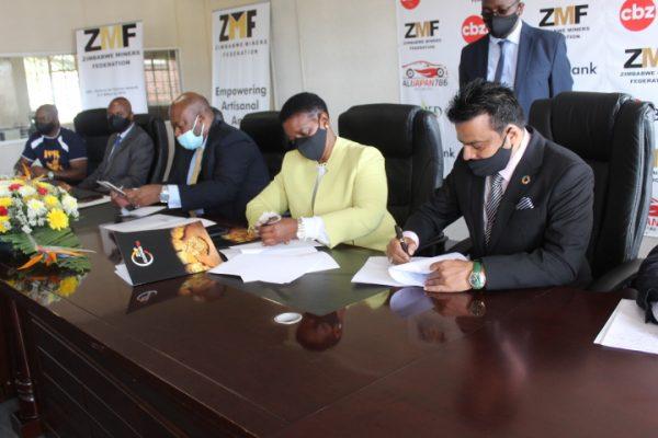 ZMF sign ground breaking growth and development deals