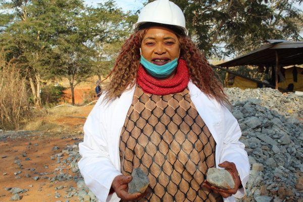 Sheila Mabasa (Cde Yondo)