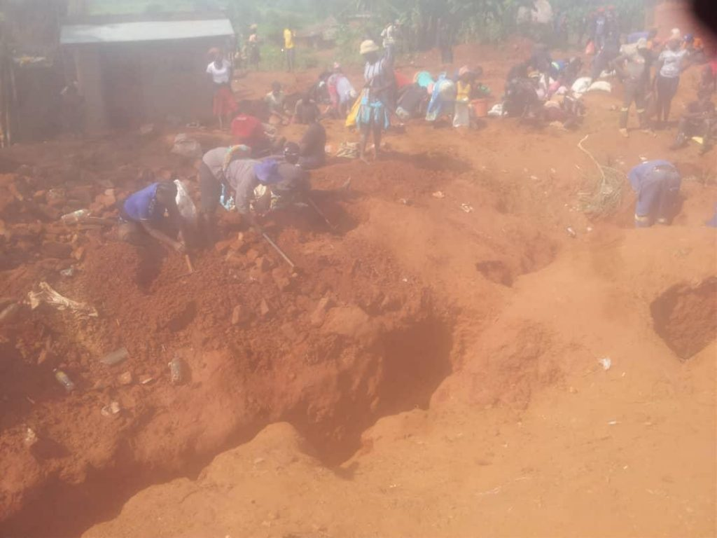 Another fatal shaft collapse in Bindura