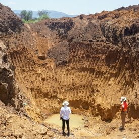 Artisanal Miners