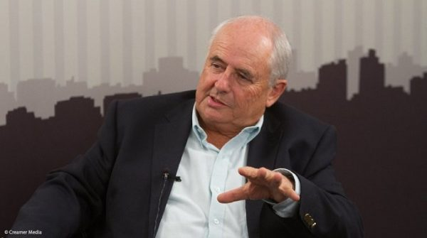 Back in business: Premier African Minerals CEO George Roach