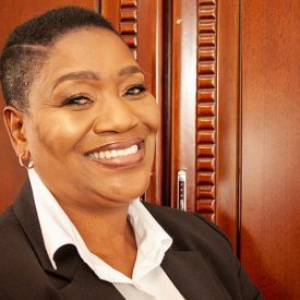 Henrietta Rushwaya ZMF President