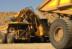 Cat 793F autonomous trucks loading
