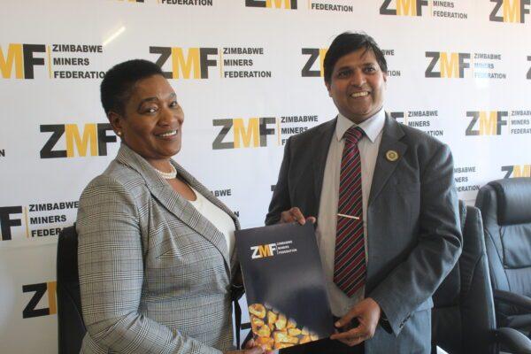 Henrietta Rushwaya and ZITC