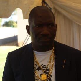 Pedzisai Scott Sakupwanya