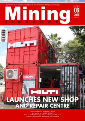Mining Zimbabwe Magazine June 2021 issue