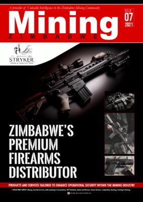 Mining Zimbabwe magazine July 2021 banner