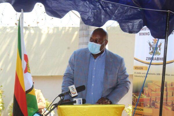 Minister Winston Chitando